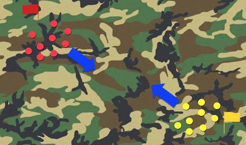 サバゲー 殲滅戦