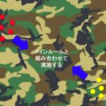 【サバゲーの遊び方】セミ戦の遊び方